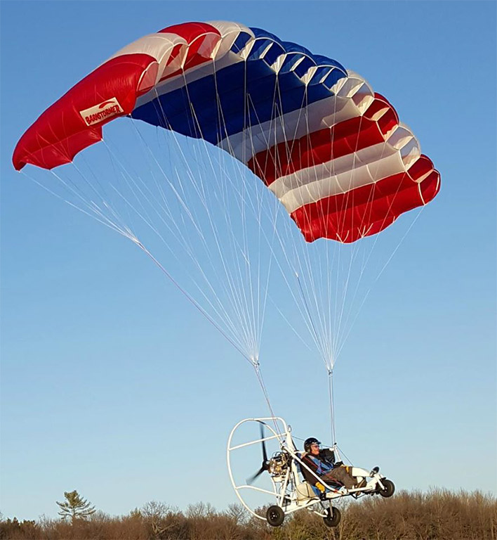 P3 Lite Powered Parachute